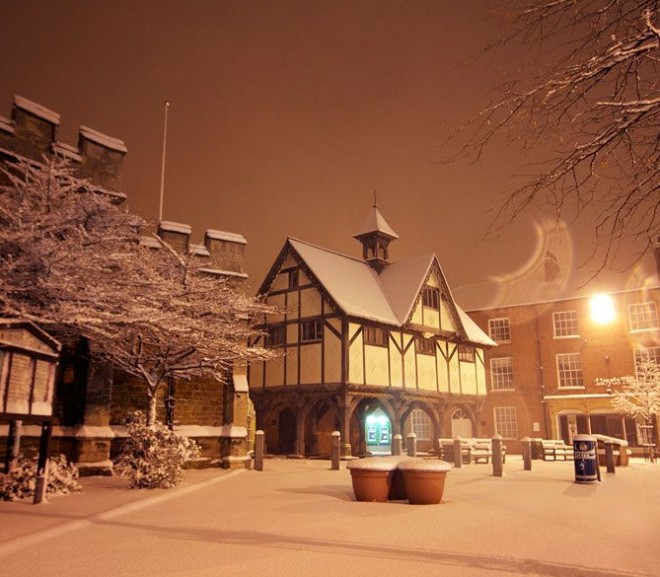 Top 5 Facts About Market Harborough, Leicestershire, UK